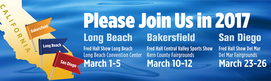 Fred Hall Shows | Long Beach | Bakersfield | San Diego
