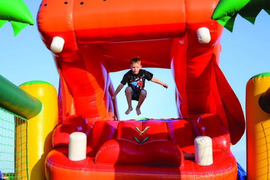 Fred Hall Shows | Bounce House