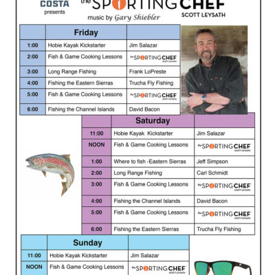 The Sporting Chef