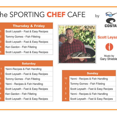 The Sporting Chef Cafe