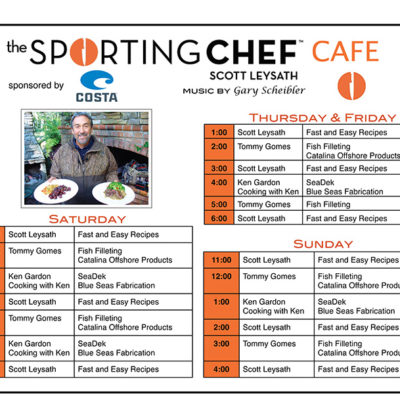 Sporting Chef Cafe